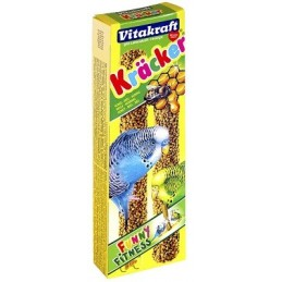 Vitakraft Kräcker Honig banguotųjų papūgų gardėsis su medumi