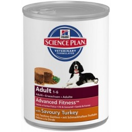 HILLS konservai Science Plan Canine Adult Turkey