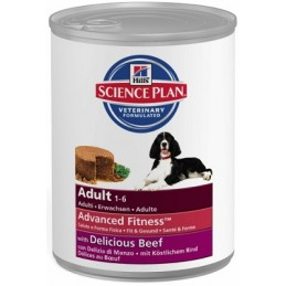 HILLS konservai Science Plan Canine Adult Beef