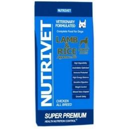 Nutrivet SP Lamb and Rice