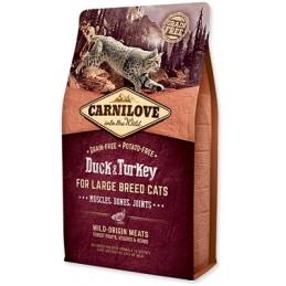 Carni Love Duck & Turkey Large Breed Cats