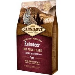 Carni Love Reindeer Adult Cat Energy & Outdoor