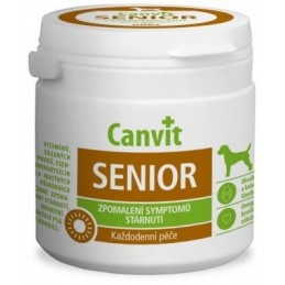 Canvit Senior tabletės šunims