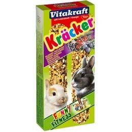 Vitakraft Kräcker Waldbeeren triušio gardėsiai su miško uogomis
