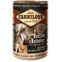 Carni Love Wild Meat Venison & Reindeer
