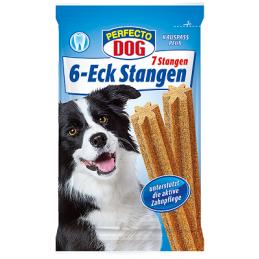Perfecto Dog 6-ECK Dentasticks