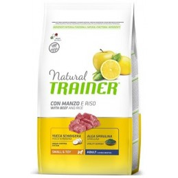 Trainer Natural Mini Adult su jautiena