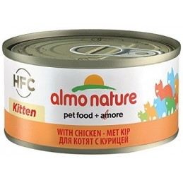 Almo Nature Kitten Chicken