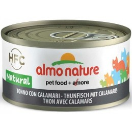 Almo Nature Tuna with Squids