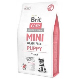Brit Care Mini Puppy Lamb