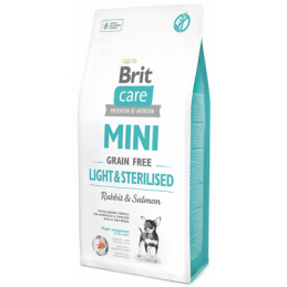 Brit Care Mini Light&Sterilised