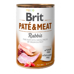 Brit Care Boutiques Gourmandes Rabbit True Meat Bits