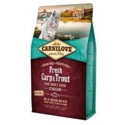 Carni Love Fresh Carp&Trout Sterilised