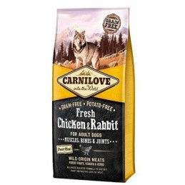 Carni Love Fresh Chicken&Rabbit for Adult
