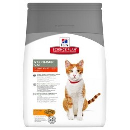 HILLS Science Plan Feline Sterilised Young Adult Cat Chicken
