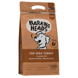 Barking Heads Turkey Delight