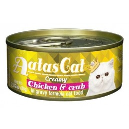 Aatas Cat Creamy Chicken & Crab