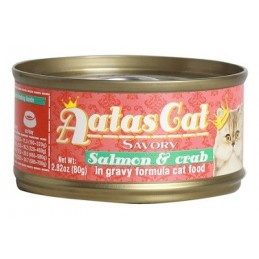 Aatas Cat Salmon & Crab