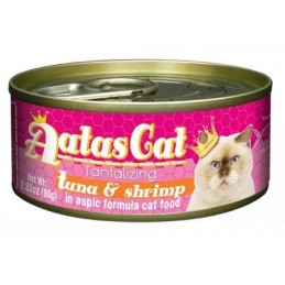 Aatas Cat Tantalizing Tuna & Shrimp