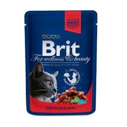 Brit Premium Beef Stew & Peas