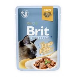Brit Premium Delicate Tuna in Gravy