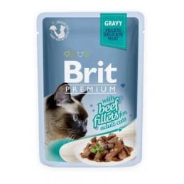 Brit Premium Delicate Beef in Gravy