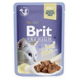Brit Premium Delicate Beef in Jelly