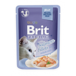 Brit Premium Delicate Salmon in Jelly