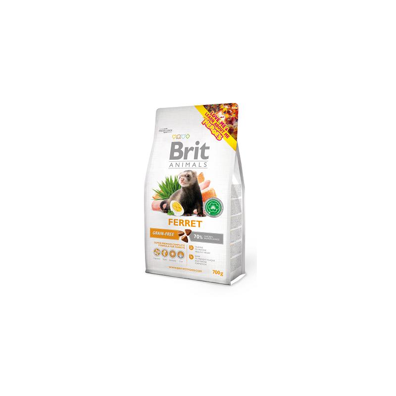 Brit Animals maistas šeškams
