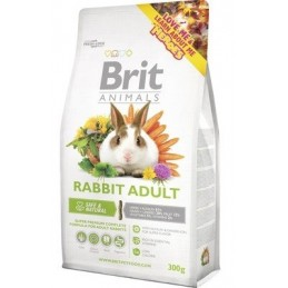 Brit Animals maistas suaugusiems triušiams
