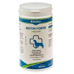 Canina Biotin Forte papildai šunims