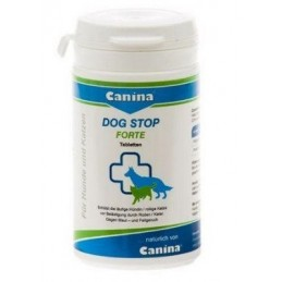 Canina Dog-Stop Dragees Forte tabletės