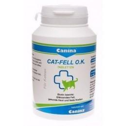 Canina Cat Fell O.K. tabletės
