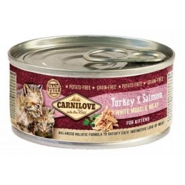 Carni Love Turkey&Salmon konservai