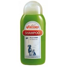 Record šampūnas su žolelėmis