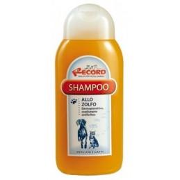 Record šampūnas su siera