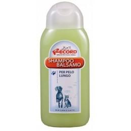 Record šampūnas-kondicionierius ilgaplaukiams šunims ir katėms