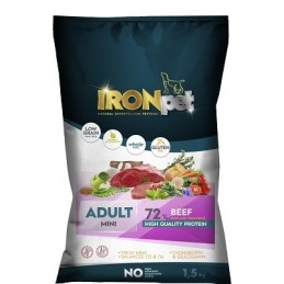 IRONpet BEEF Mini Adult