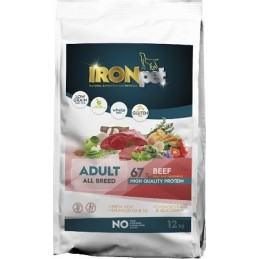 IRONpet BEEF Adult All Breed