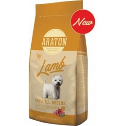 ARATON Adult Lamb & Rice