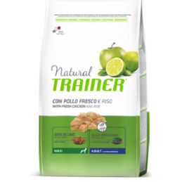 Trainer Natural Adult Maxi su vištiena