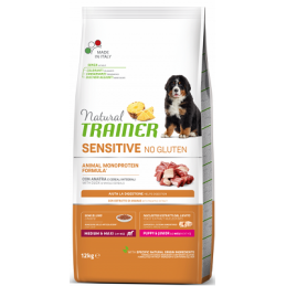 Trainer Fitness3 Puppy & Junior Medium / Maxi Duck