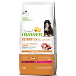 Trainer Fitness3 Puppy & Junior Medium / Maxi Duck