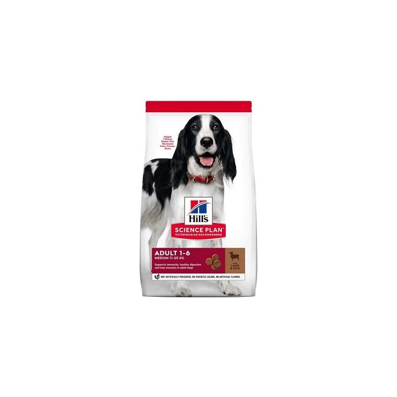 HILL'S Science Plan Canine Adult Lamb & Rice