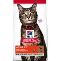 HILL'S Science Plan Feline Adult Lamb & Rice