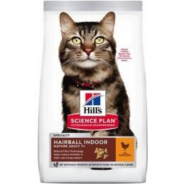 HILL'S Science Plan Feline Hairball Senior Chicken