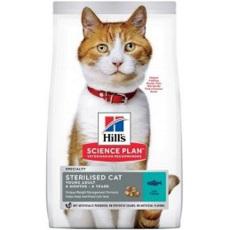 HILL'S Science Plan Feline Sterilised Young Cat Tuna