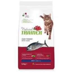 Trainer Natural Adult Cat with Tuna