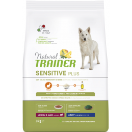 Trainer Fitness 3 Medium / Maxi Rabbit-Potatoes-Oil