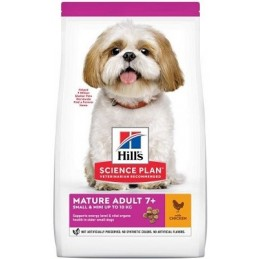 HILL'S Science Plan Canine Mature Small & Miniature Chicken & Turkey
